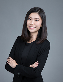 Cammy Cho, the BD associate and legal assistant of Simard & Associates.