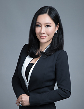 Jennifer Cheung, the managing partner of Simard & Associates.