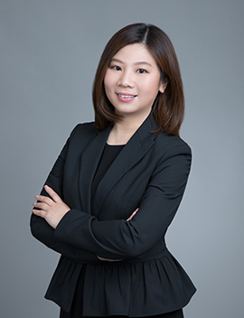Samantha Yuen, the administration manager of Simard & Associates.